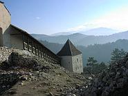 Rasnov Fortress 01
