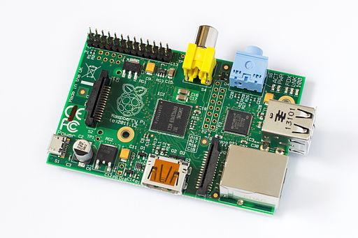 Raspberry Pi Model B Rev. 2