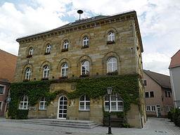 Rathaus Wassertrüdingen