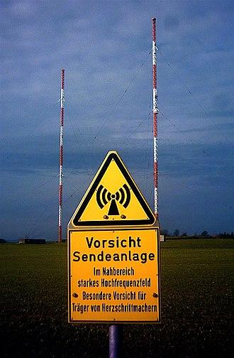 Deutschlandfunk - Ravensburg-Horgenzell transmitter