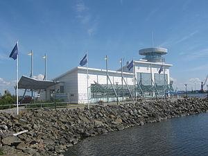 Reposaari - Seafood restaurant Merimesta.