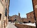 Recanati piazza palazzo Leopardi.jpg