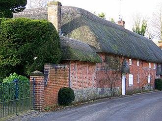 Broad Chalke - Image: Reddish House Cottages geograph.org.uk 1702410