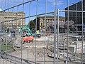 Redevelopment work in Norfolk Gardens - geograph.org.uk - 1800821.jpg