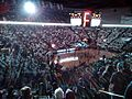 Reed Arena player introductions TexasA&M.jpg