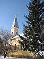 Reformed Church of Hajdudorog from the back.jpg