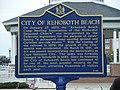 Rehoboth Beach historical marker.jpg