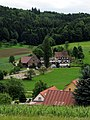 Reichenbächler Hof in Sexau, Blick vom Breisgauer Weinweg.jpg
