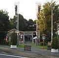 Reitaisai Festival of Tate Shrine in 2008.jpg