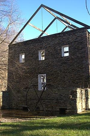 Seneca Creek State Park - Remains of Black Rock Mill