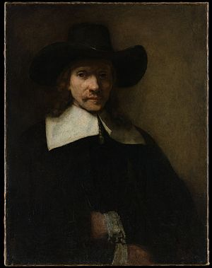 Rembrandt - Portrait of a man - MET DP145947.jpg