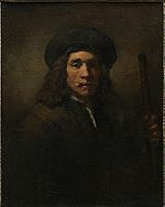 Rembrant - Portrait of a Man with a Staff.jpg