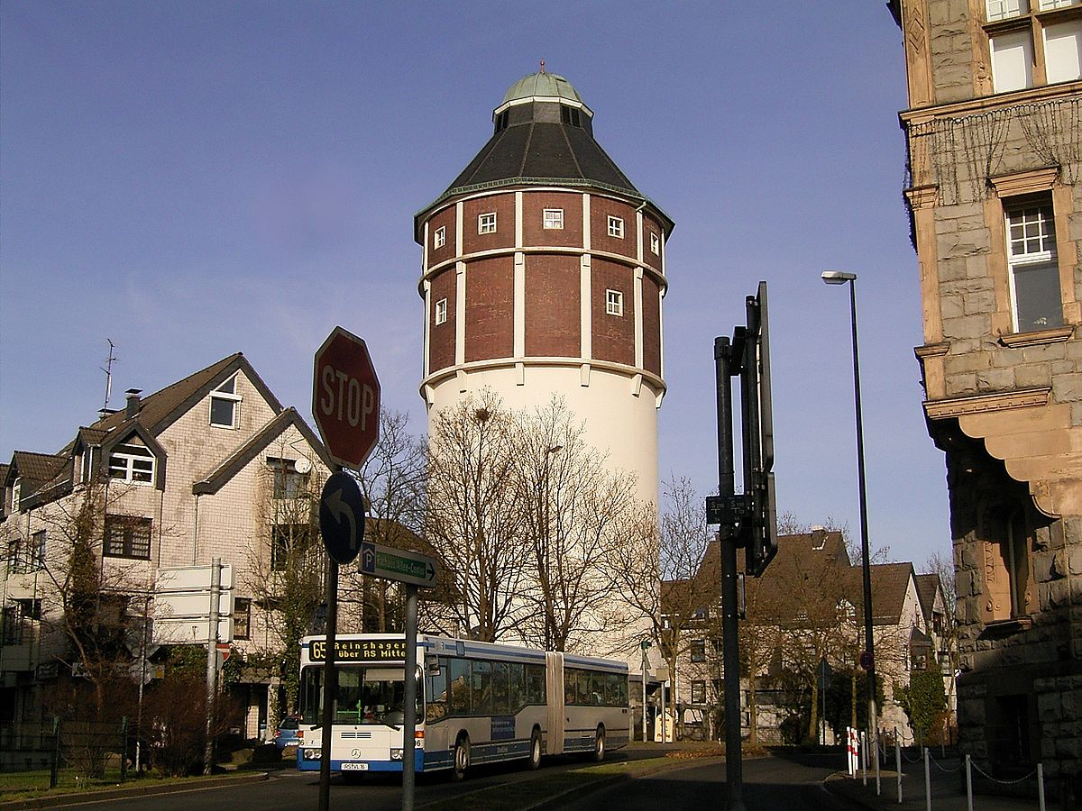 Wasserturm Remscheid – Wikipedia  Wasserturm Rems...