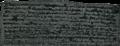 Restif de la Bretonne - Mes inscripcions, éd. Cottin, 1889 - Manuscript.png