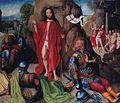 Retábulo da Capela do Esporão - Resurrection of Jesus (Museu de Évora).jpg