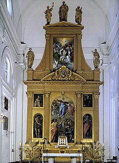 Retablo mayor Santo Domingo el Antiguo.jpg
