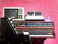 Rhodes Chroma, Expander, Apple IIe computer (lowres), National Music Centre.jpg