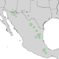 Rhus virens range map 3.png