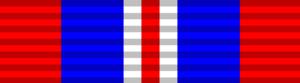 Alix d'Unienville - Image: Ribbon War Medal