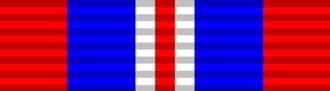 Yvonne Cormeau - Image: Ribbon War Medal