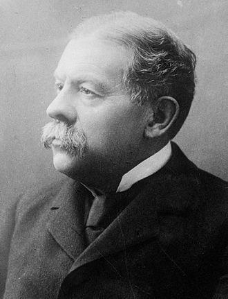 1904 Democratic National Convention - Image: Richard Olney, Bain bw photo portrait, 1913