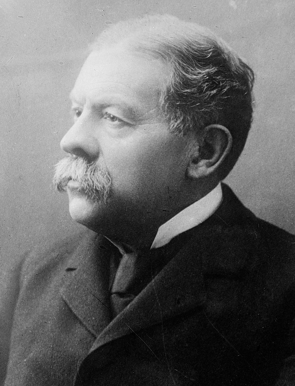 Richard Olney, Bain bw photo portrait, 1913.jpg