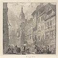 Richard Parkes Bonington, Rue du gros-horloge, Rouen, 1824, NGA 41323.jpg
