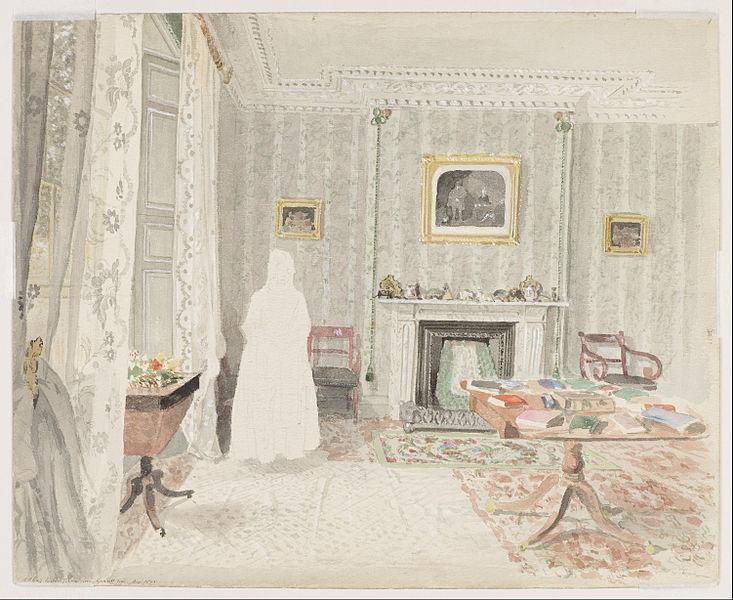 File:Richard Parminter Cuff - Sitting Room, 7 Owen's Row, Islington - Google Art Project.jpg