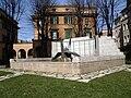 Rieti - Ito monument in Rieti - front.jpg