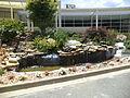 Right waterfall at Pearlman Comprehensive Cancer Center, Valdosta.JPG