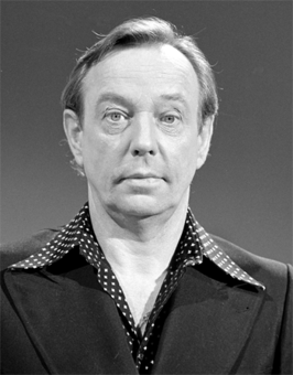 Rijk de Gooyer in 1975