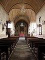 Rimou (35) Église Notre-Dame Intérieur 01.jpg