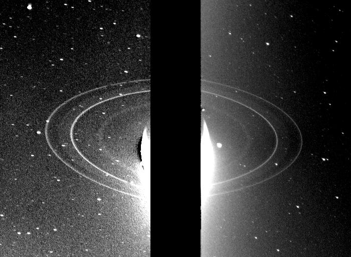 Rings of Neptune PIA01997