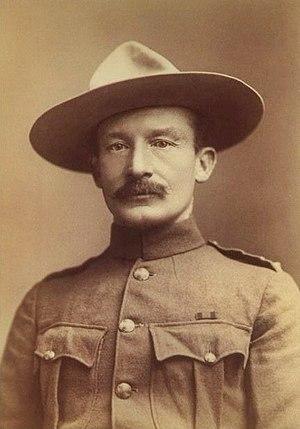Robert Baden-Powell, 1st Baron Baden-Powell cover