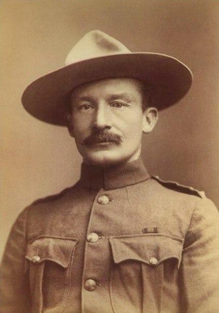 Robert Baden-Powell in South Africa, 1896 (2)