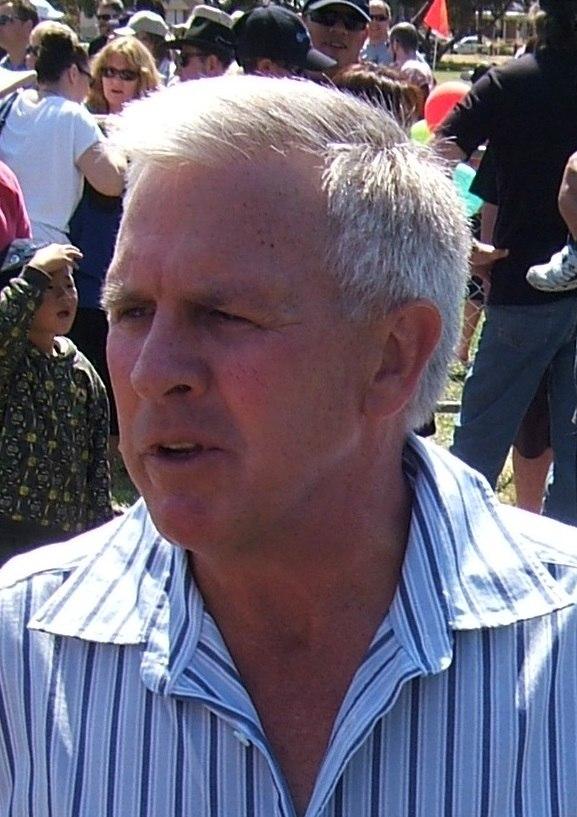 Robert Brokenshire Portrait 2010