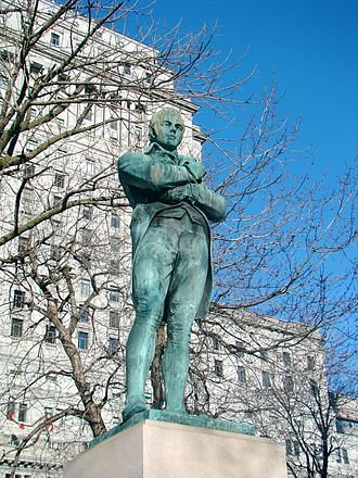 George Anderson Lawson - Burns memorial, Montreal