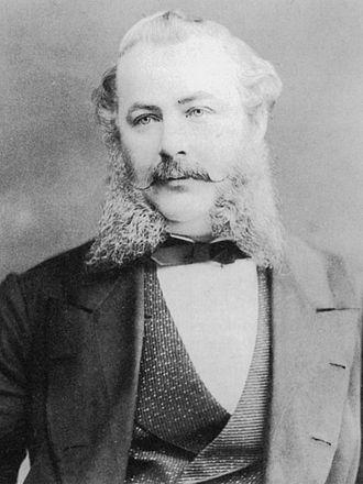 Robert Francis Fairlie - Robert F. Fairlie in the 1870s.