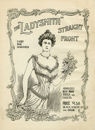 Simpsons (department store) - Page from the Robert Simpson Co. White Goods Catalogue, 1901