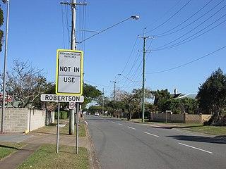 Robertson, Queensland Suburb of Brisbane, Queensland, Australia