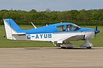 Robin DR.253B Regent 'G-AYUB' (40064943170).jpg