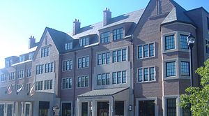 Rochester, Michigan - The Royal Park Hotel opened in September 2004.