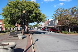 Rockmart Downtown Historic District