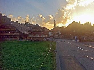 Röthenbach im Emmental - Röthenbach im Emmental village