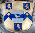 Rolle WithInescutcheonOfLovering Chittlehampton Devon.PNG