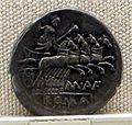 Roma, repubblica, denario di m. aufidius rusticus, 140 ac..JPG