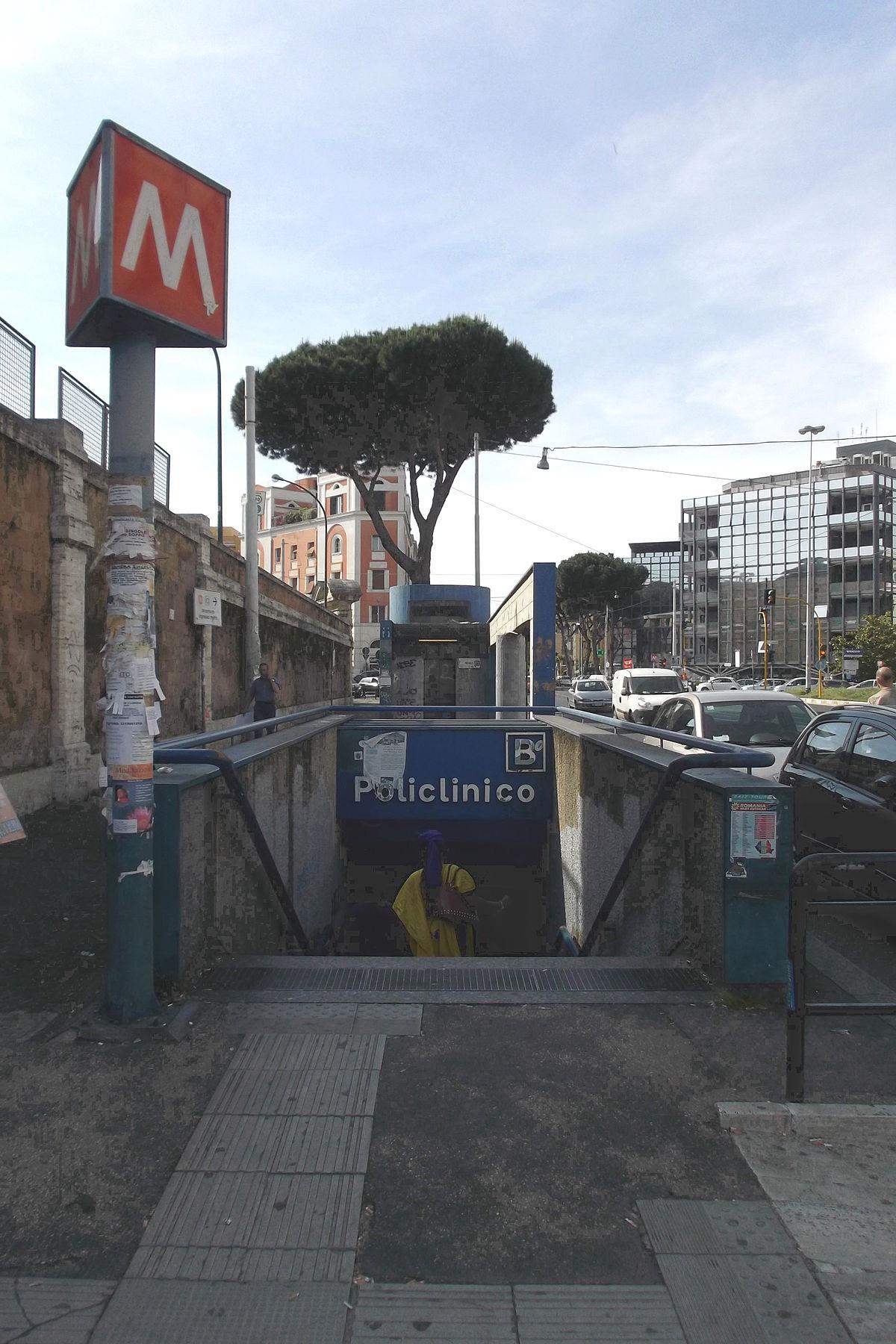 Policlinico metropolitana di roma wikipedia for Www b b it