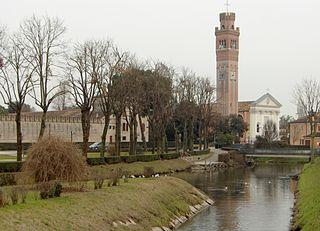 Roncade Comune in Veneto, Italy