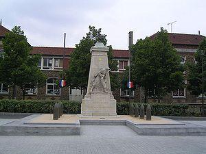 Rosny-sous-Bois - Rosny-sous-Bois war memorial