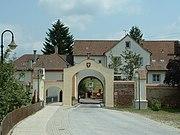 Rot an der Rot Abbey lower gate